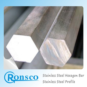 304 316 316l 410 Hexagon Hexagonal Rod Prices Stainless Steel Bar