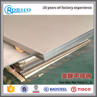 Hastelloy G-30 UNS N06030 DIN W. Nr. 2.4603 Alloy 20 N08020 NS143 Carpenter20Cb3 AISI Alloy20Cb-3 ASTM Alloy20Cb-3 Stainless Steel Thick Plate